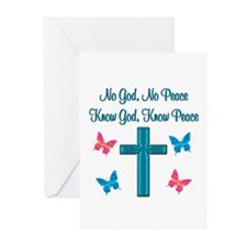 KNOW GOD Greeting Cards (Pk of 10)