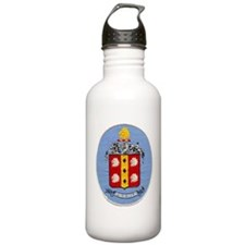 preble dlg patch trans Water Bottle