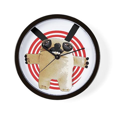 HypnoBunny Wall Clock