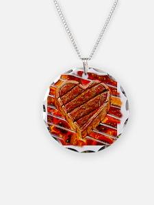 Steak Lover Necklace