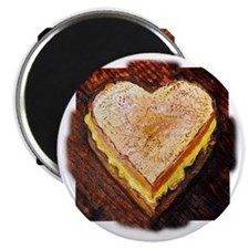I Love Grilled Cheese Magnet
