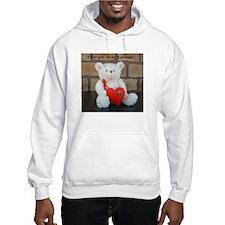 Valentine Teddy Bear Hoodie