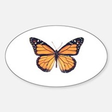 Vintage Butterfly Decal