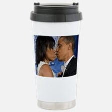 ART Obama first lady v3 Stainless Steel Travel Mug