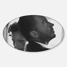 ART Nixons val Sticker (Oval)