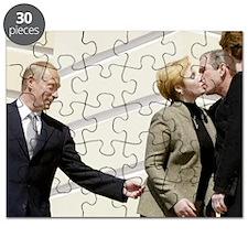 ART Bush and Putin Puzzle