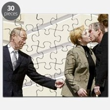 ART Bush and Putin Puzzle