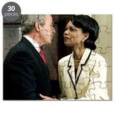 ART George and Condi Puzzle