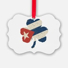 2-CUBAN-IRISH-SOCIAL2 copy Ornament