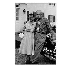 ART Eisenhower Postcards (Package of 8)