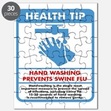 washing-hands Puzzle