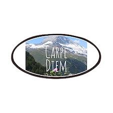 Carpe Diem - Climb a Mountain Patches