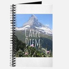 Carpe Diem - Climb a Mountain Journal