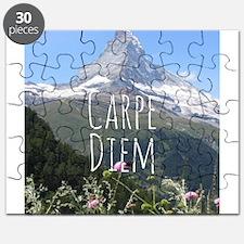 Carpe Diem - Climb a Mountain Puzzle