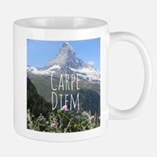 Carpe Diem - Climb a Mountain Mugs