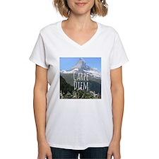 Carpe Diem - Climb a Mountain T-Shirt