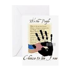 Historic America(2) Greeting Card