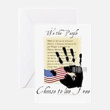 Historic America(2) Greeting Card