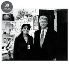 ART Clinton mistress v2 Puzzle