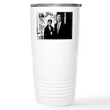 ART Clinton mistress v2 Travel Mug
