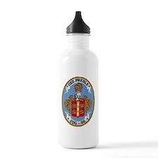 preble ddg patch trans Water Bottle