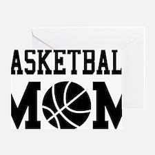 basketball-mom Greeting Card
