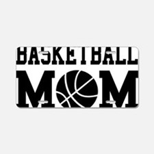 basketball-mom Aluminum License Plate