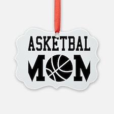 basketball-mom Ornament