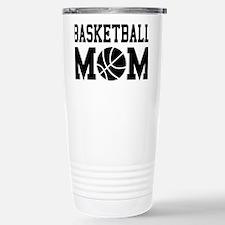 basketball-mom Stainless Steel Travel Mug