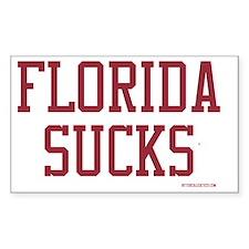 Florida Sucks Alabama Decal