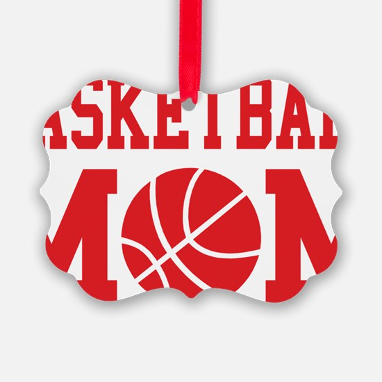 basketball-mom-red Ornament