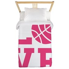 love-basketball Twin Duvet
