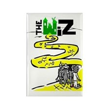 2-WizPoster1 copy Rectangle Magnet