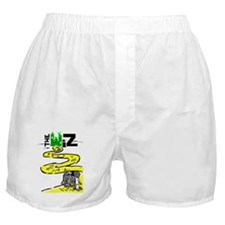 2-WizPoster1 copy Boxer Shorts