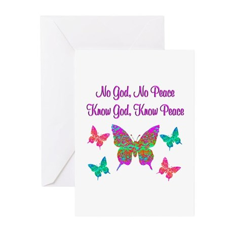 PRAISE GOD Greeting Cards (Pk of 20)