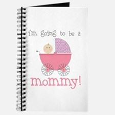 mommy to be (front only) Journal