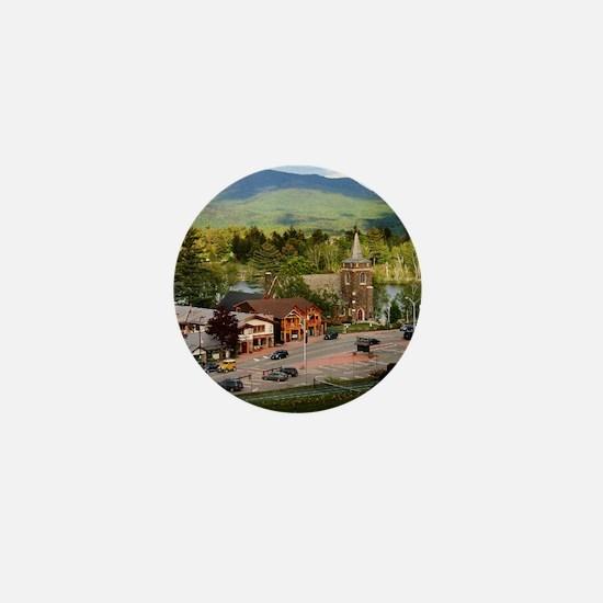 LakePlacidS small poster Mini Button