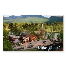 LakePlacidS Postcard Decal