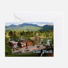 LakePlacidS Postcard Greeting Card