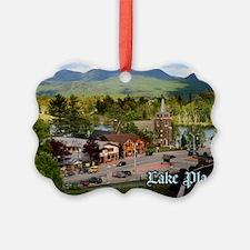 LakePlacidS Postcard Ornament