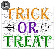 Trick Or Treat Puzzle