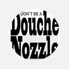 """Douche-Nozzle 3.5"""" Button"""
