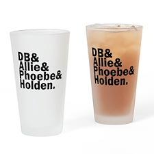 caulfields Drinking Glass