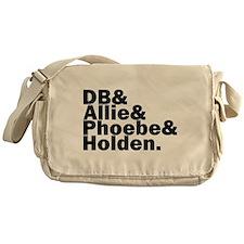 caulfields Messenger Bag