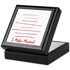 Moviemaker-Tm Keepsake Box