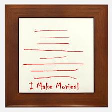 Moviemaker-Tm Framed Tile