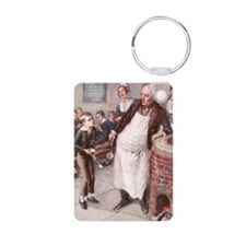 Dickens  -Dickens  -Please Keychains