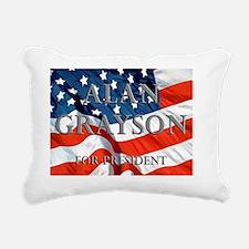 grayson Rectangular Canvas Pillow