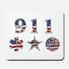 911 Mousepad