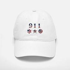 911 Baseball Baseball Cap